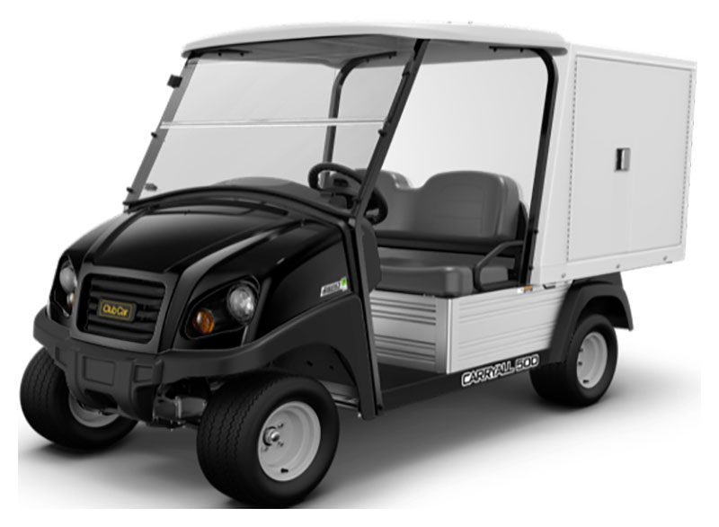2020 Club Car Carryall 500 Room Service Electric in Commerce, Michigan - Photo 1