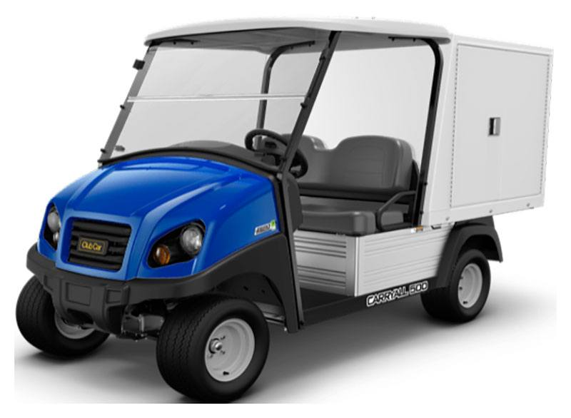 2020 Club Car Carryall 500 Room Service Electric in Aulander, North Carolina - Photo 1