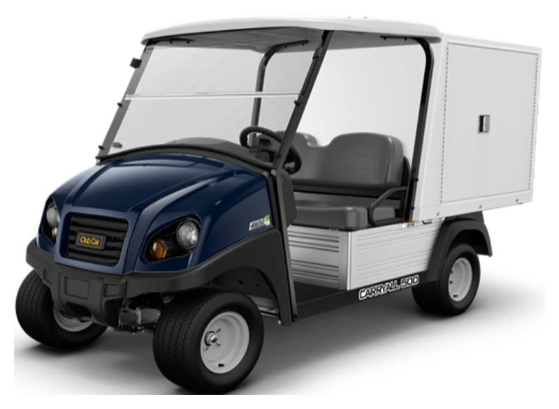 2020 Club Car Carryall 500 Room Service Electric in Canton, Georgia - Photo 1