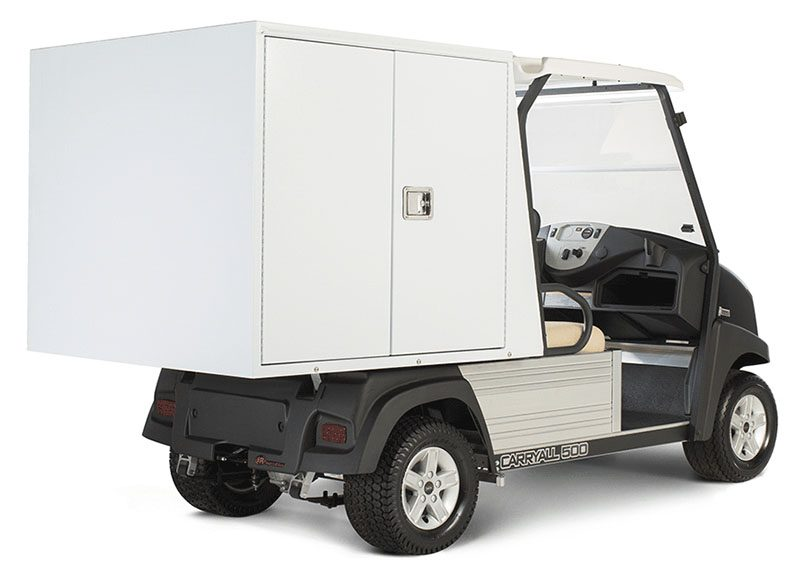 2020 Club Car Carryall 500 Room Service Electric in Lakeland, Florida - Photo 5