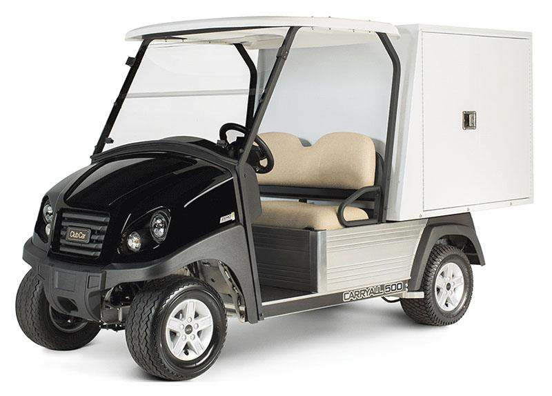 2020 Club Car Carryall 500 Room Service Electric in Canton, Georgia - Photo 2