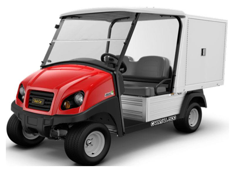 2020 Club Car Carryall 500 Room Service Electric in Bluffton, South Carolina - Photo 1