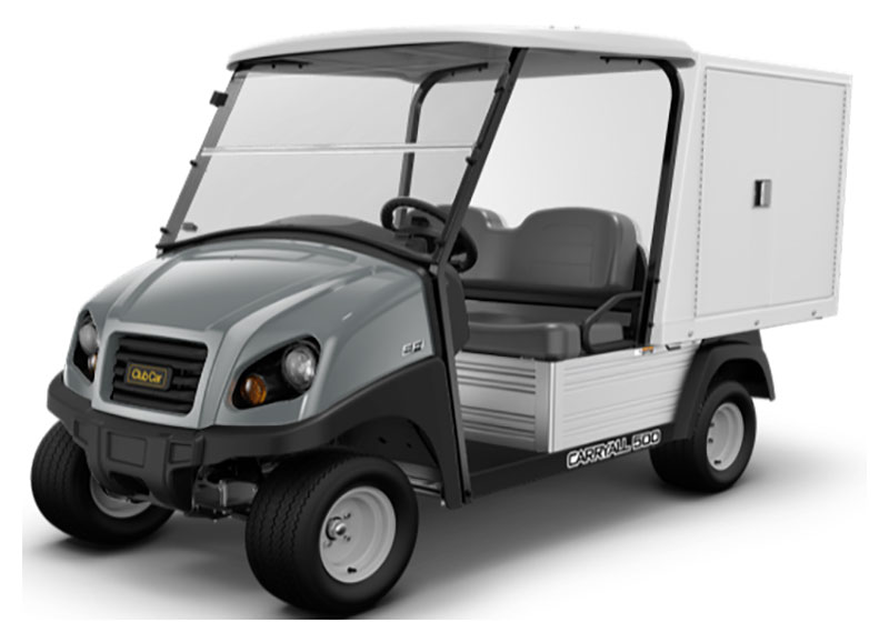 2020 Club Car Carryall 500 Room Service Gas in Lakeland, Florida - Photo 4