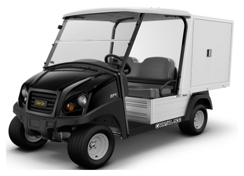 2020 Club Car Carryall 500 Room Service Gas in Bluffton, South Carolina