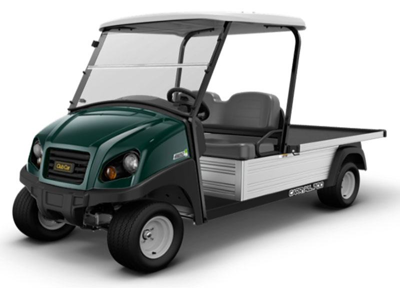 2020 Club Car Carryall 700 Facilities-Engineering Vehicle with Tool Box System Electric in Lakeland, Florida - Photo 1