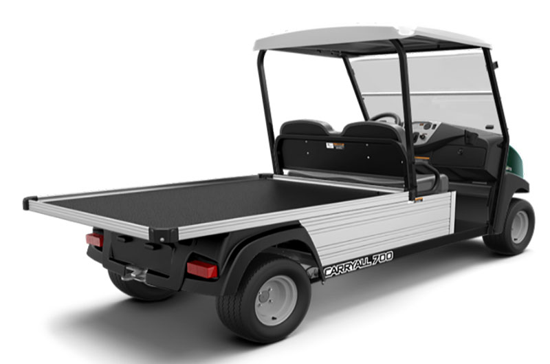 2020 Club Car Carryall 700 Facilities-Engineering Vehicle with Tool Box System Electric in Lakeland, Florida - Photo 2