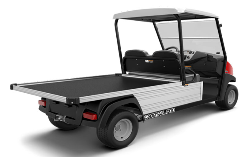2020 Club Car Carryall 700 Facilities-Engineering Vehicle with Tool Box System Electric in Bluffton, South Carolina - Photo 2