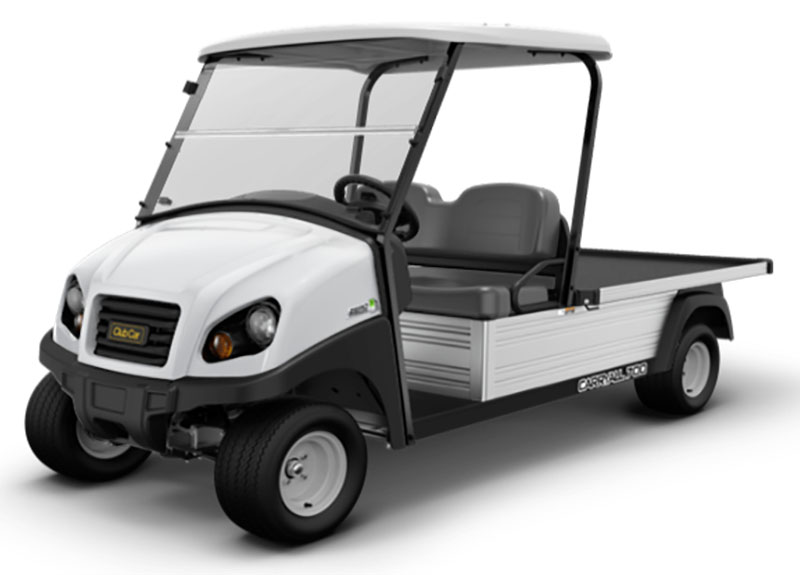 2020 Club Car Carryall 700 Facilities-Engineering Vehicle with Tool Box System Electric in Aulander, North Carolina - Photo 1