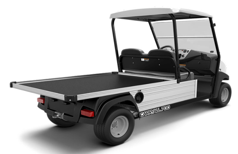 2020 Club Car Carryall 700 Facilities-Engineering Vehicle with Tool Box System Gas in Lakeland, Florida - Photo 2