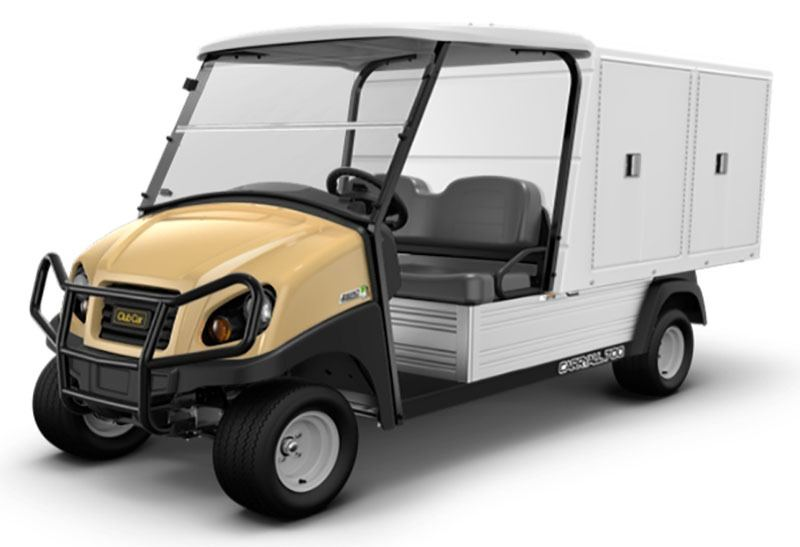 2020 Club Car Carryall 700 Facilities-Engineering with Van Box System Electric in Lakeland, Florida - Photo 1
