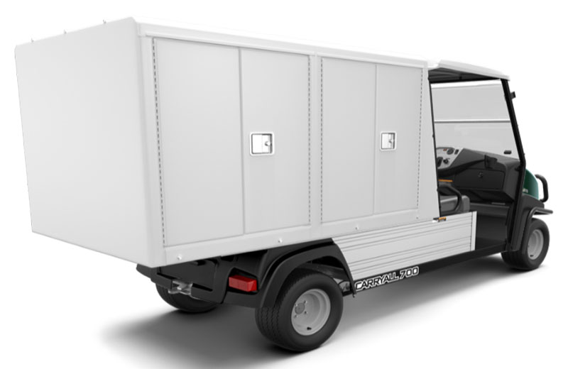 2020 Club Car Carryall 700 Facilities-Engineering with Van Box System Electric in Aulander, North Carolina - Photo 2