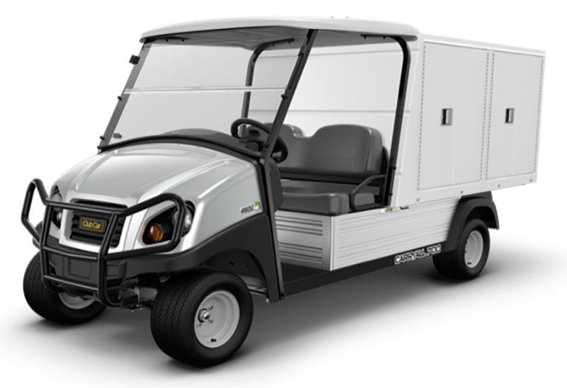 2020 Club Car Carryall 700 Facilities-Engineering with Van Box System Electric in Bluffton, South Carolina - Photo 1