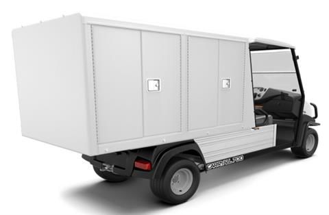 2020 Club Car Carryall 700 Facilities-Engineering with Van Box System Electric in Bluffton, South Carolina - Photo 2