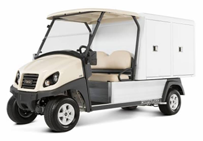 2020 Club Car Carryall 700 Food Service Gas in Lakeland, Florida - Photo 5