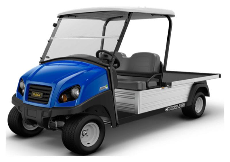 2020 Club Car Carryall 700 High-Dump Refuse Removal Electric in Bluffton, South Carolina - Photo 1