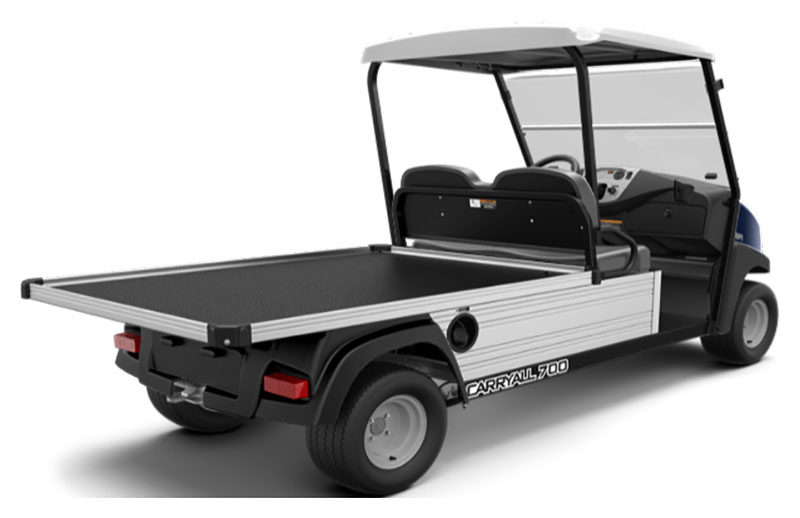 2020 Club Car Carryall 700 High-Dump Refuse Removal Gas in Bluffton, South Carolina - Photo 2