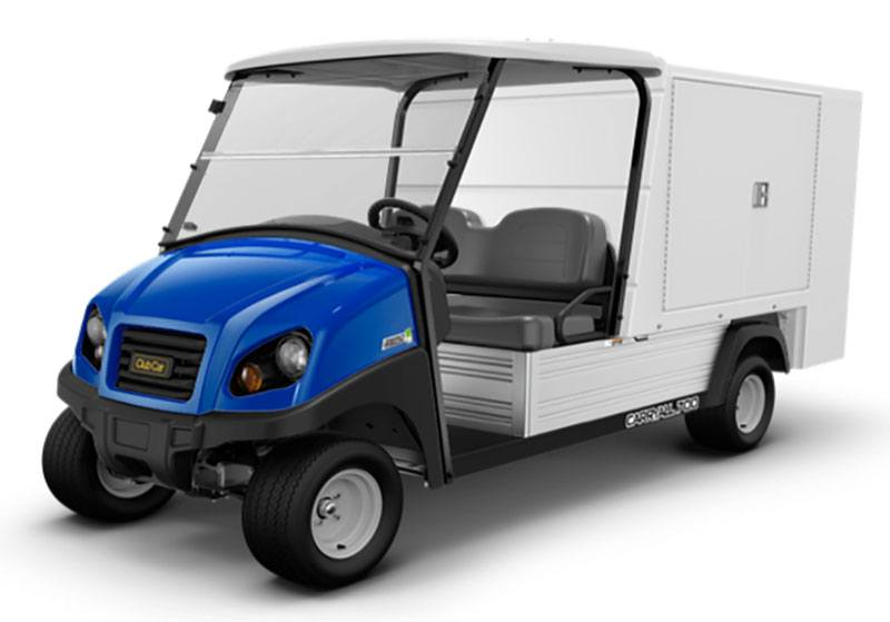 2020 Club Car Carryall 700 Housekeeping Electric in Aulander, North Carolina - Photo 1