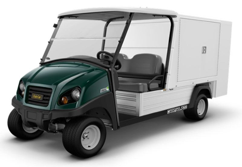 2020 Club Car Carryall 700 Housekeeping Electric in Douglas, Georgia - Photo 1