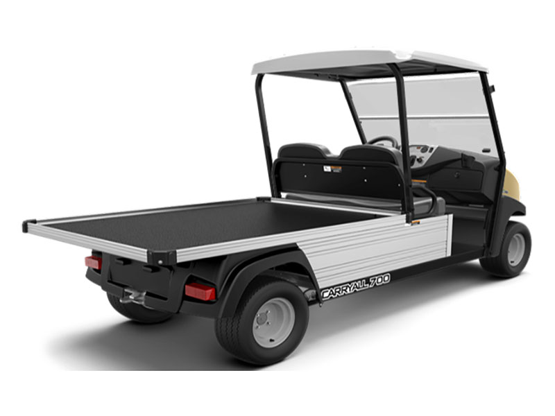2020 Club Car Carryall 700 Refuse Removal Electric in Bluffton, South Carolina - Photo 2