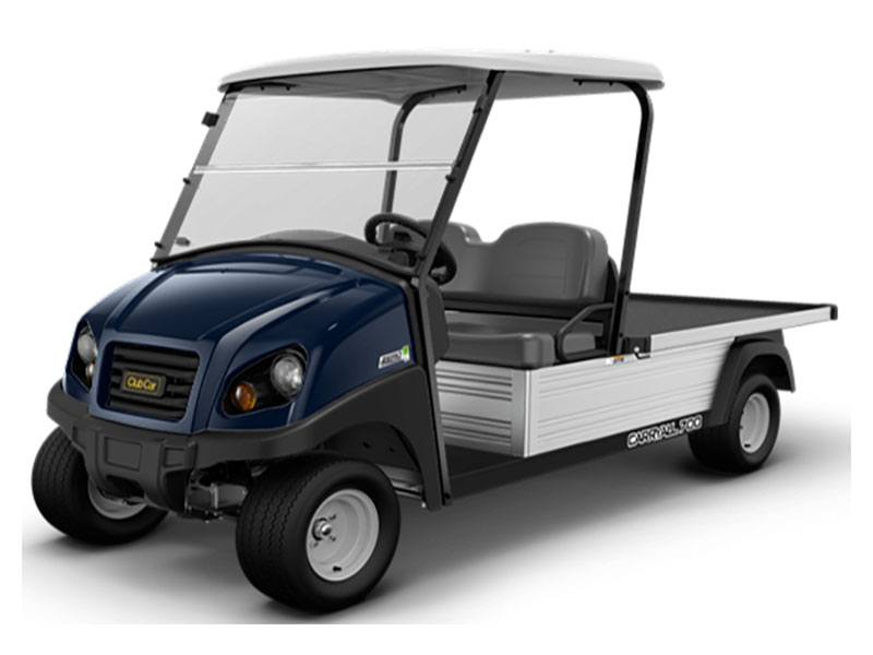 2020 Club Car Carryall 700 Refuse Removal Electric in Commerce, Michigan - Photo 1