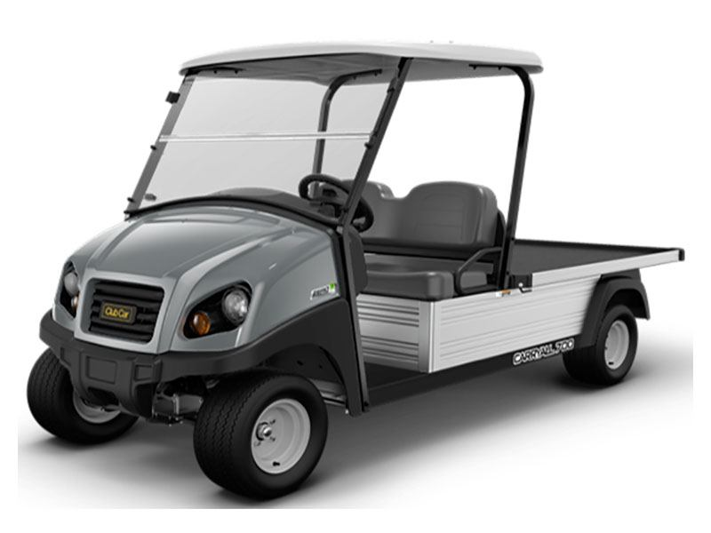 2020 Club Car Carryall 700 Refuse Removal Electric in Lakeland, Florida - Photo 1