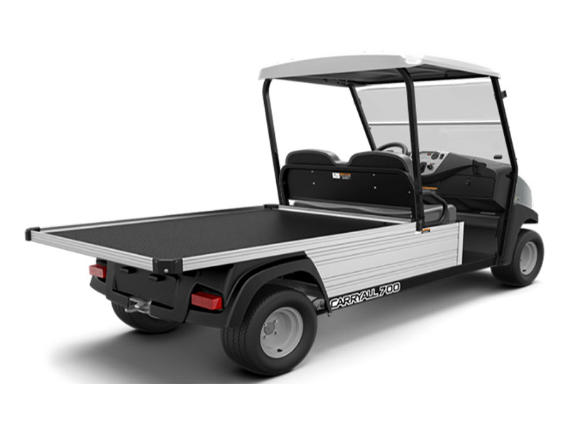2020 Club Car Carryall 700 Refuse Removal Electric in Commerce, Michigan - Photo 2