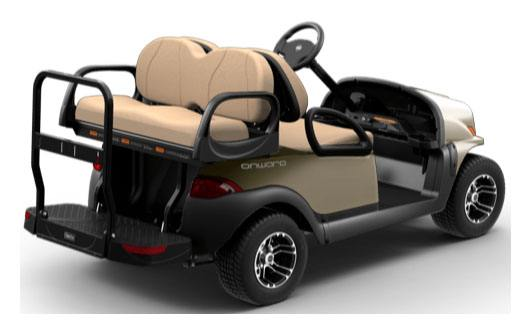 2020 Club Car Onward 4 Passenger Electric in Kerrville, Texas - Photo 2