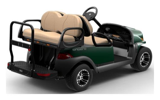 2020 Club Car Onward 4 Passenger Gas in Kerrville, Texas - Photo 2