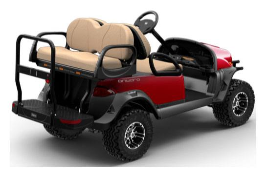 2020 Club Car Onward Lifted 4 Passenger Electric in Lakeland, Florida - Photo 2