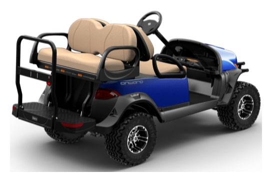 2020 Club Car Onward Lifted 4 Passenger Electric in Kerrville, Texas - Photo 2