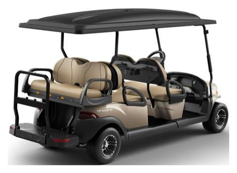 2020 Club Car Onward 6 Passenger Electric in Bluffton, South Carolina - Photo 2
