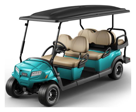 2020 Club Car Onward 6 Passenger Electric in Kerrville, Texas - Photo 1