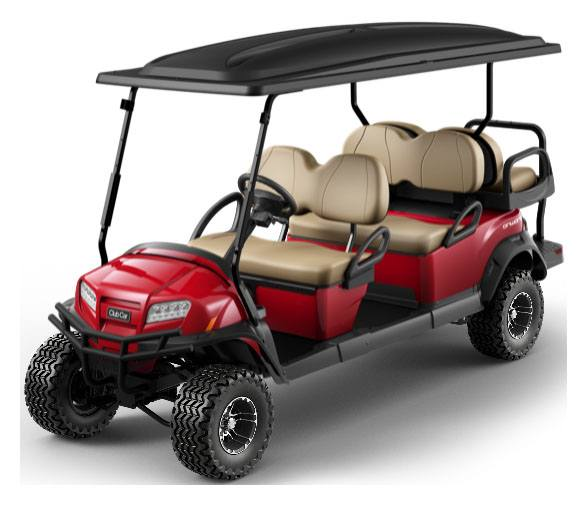 2020 Club Car Onward Lifted 6 Passenger Electric in Commerce, Michigan - Photo 1