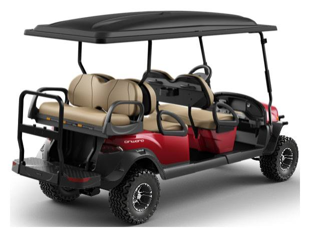 2020 Club Car Onward Lifted 6 Passenger Electric in Commerce, Michigan - Photo 2