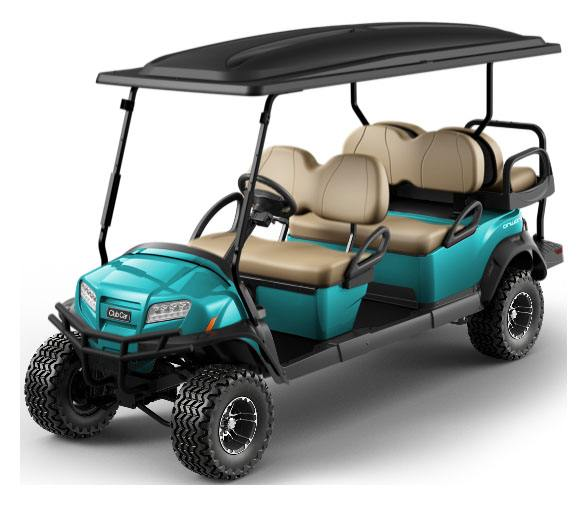 2020 Club Car Onward Lifted 6 Passenger Electric in Bluffton, South Carolina - Photo 1