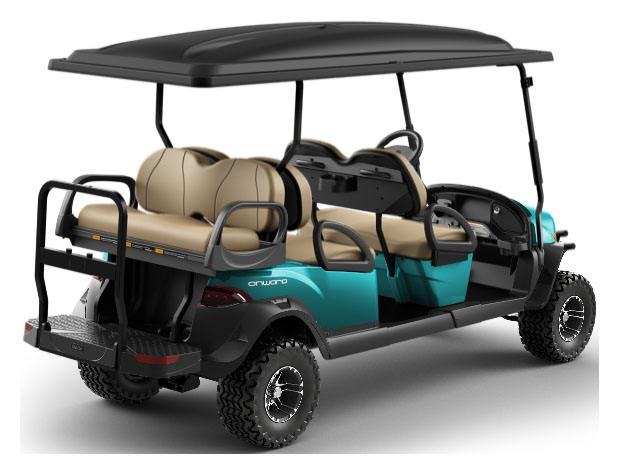 2020 Club Car Onward Lifted 6 Passenger Electric in Bluffton, South Carolina - Photo 2