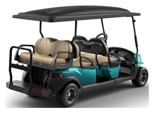 2020 Club Car Onward 6 Passenger Gas in Lakeland, Florida - Photo 2