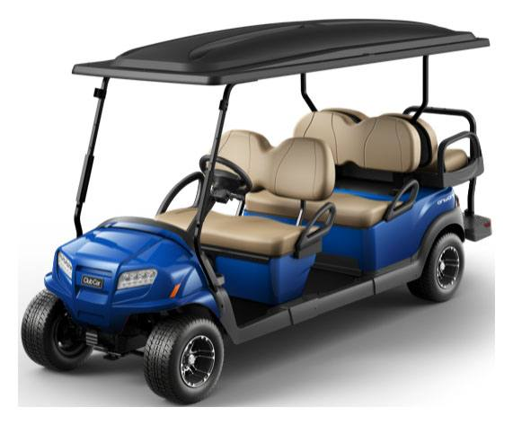 2020 Club Car Onward 6 Passenger Gas in Kerrville, Texas - Photo 1