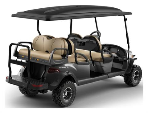 2020 Club Car Onward Lifted 6 Passenger Gas in Bluffton, South Carolina - Photo 2