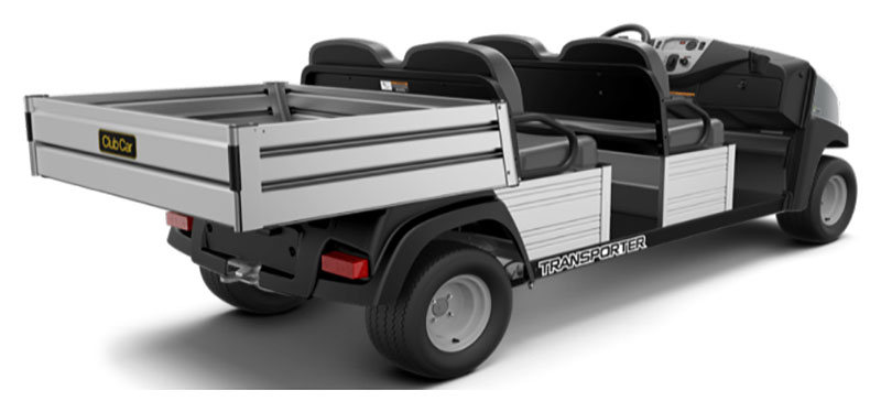 2020 Club Car Transporter 4 Passenger Electric in Lakeland, Florida - Photo 2