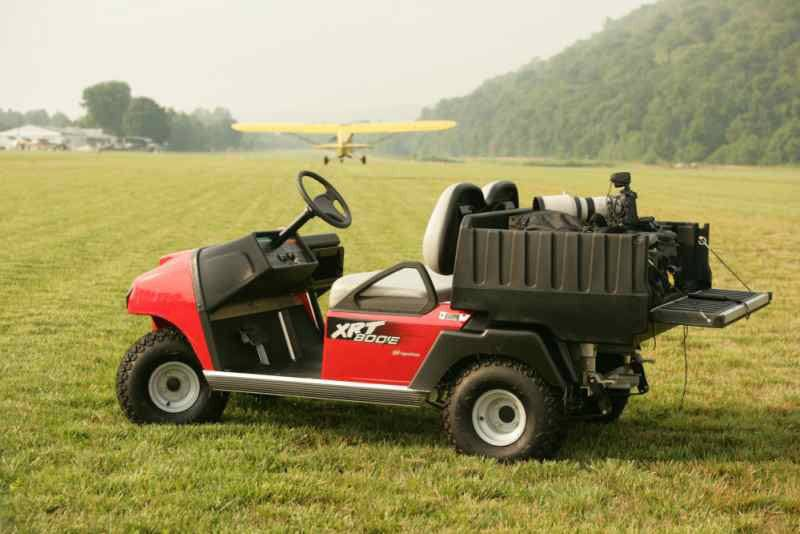 2020 Club Car XRT 800 Electric in Aulander, North Carolina - Photo 3