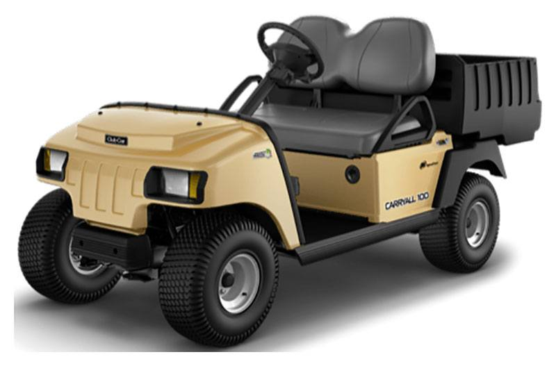 2021 Club Car Carryall 100 Electric in Commerce, Michigan - Photo 1