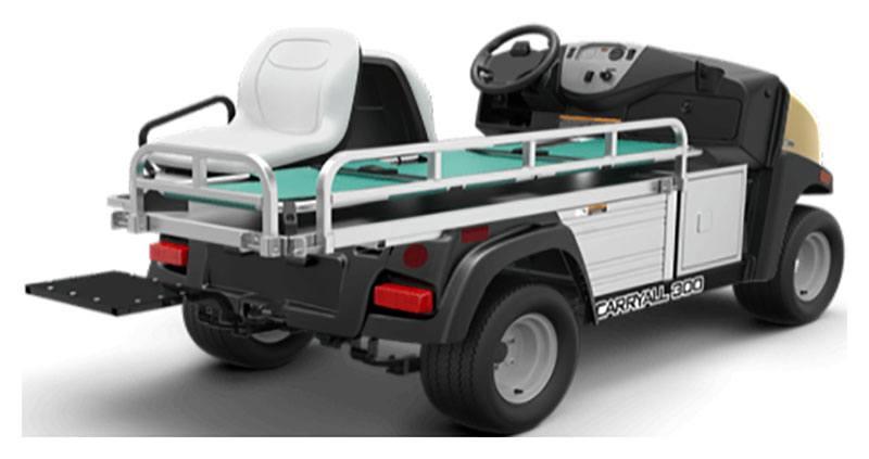 2021 Club Car Carryall 300 Ambulance Electric in Bluffton, South Carolina - Photo 2