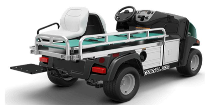 2021 Club Car Carryall 300 Ambulance Gas in Commerce, Michigan - Photo 2