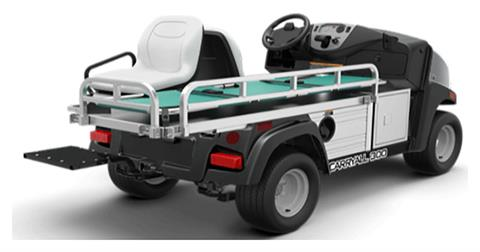 2021 Club Car Carryall 300 Ambulance Gas in Lakeland, Florida - Photo 2