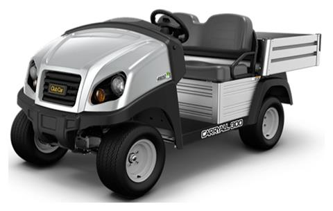 2021 Club Car Carryall 300 Electric in Lakeland, Florida - Photo 1