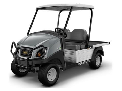 2021 Club Car Carryall 500 Facilities-Engineering with Tool Box System Electric in Bluffton, South Carolina