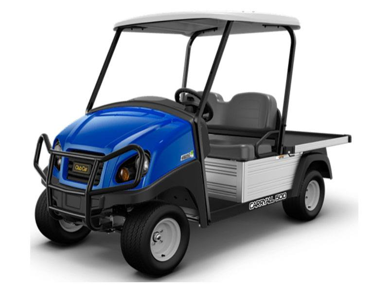 2021 Club Car Carryall 500 Facilities-Engineering with Tool Box System Electric in Bluffton, South Carolina - Photo 1