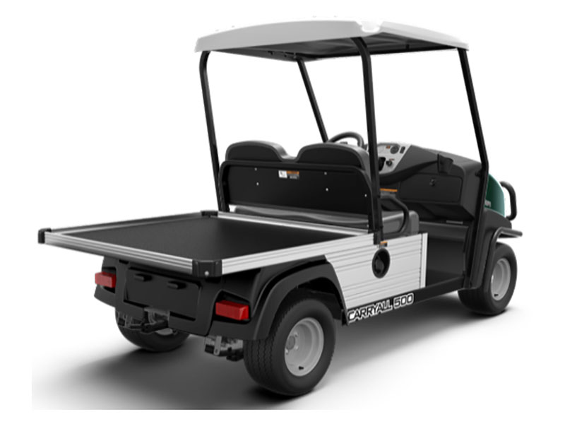2021 Club Car Carryall 500 Facilities-Engineering with Tool Box System Gas in Canton, Georgia