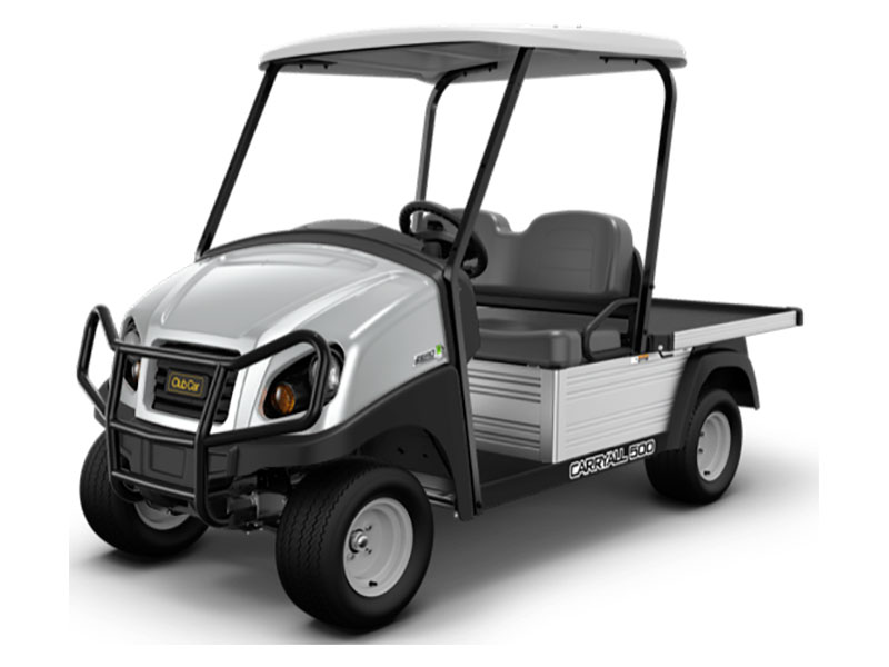 2021 Club Car Carryall 500 Facilities-Engineering with Tool Box System Electric in Pocono Lake, Pennsylvania - Photo 1